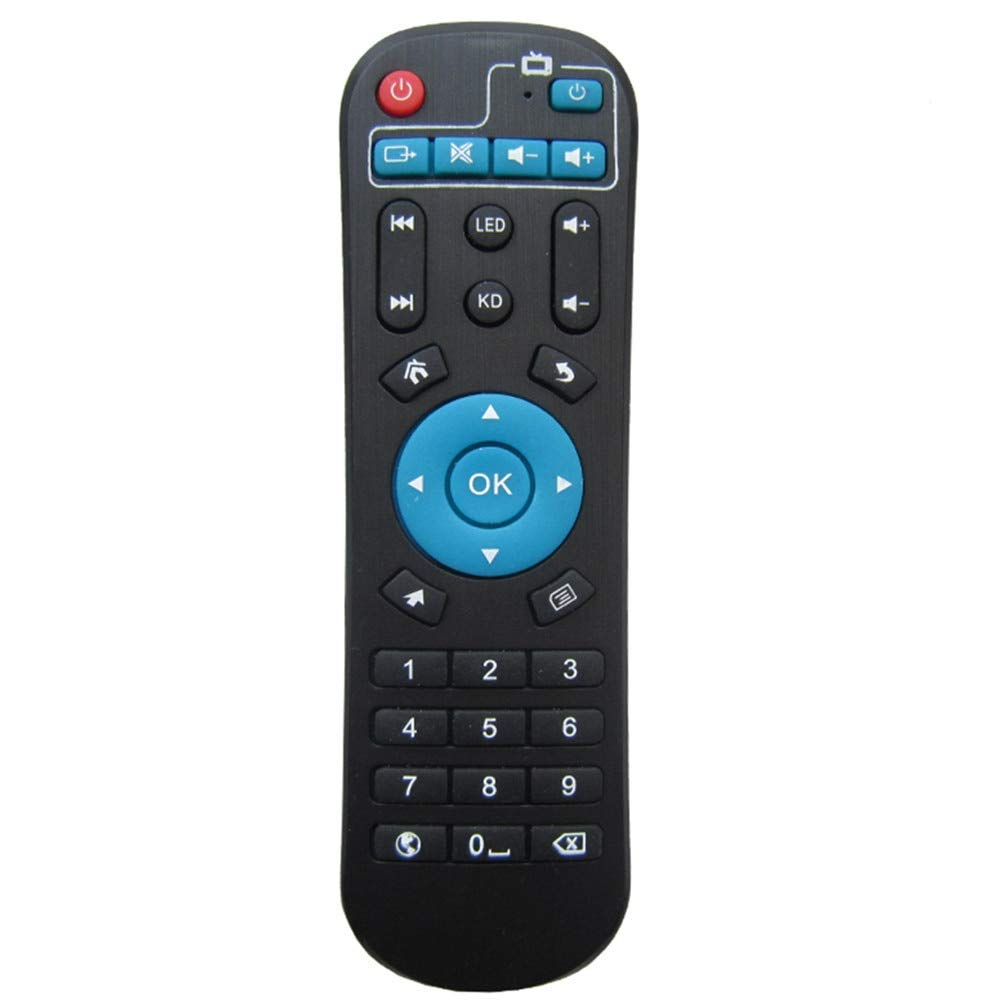 Artshu Remote Control for Smart Android Tv Set-top Box Pro QBOX QPLUS NEXBOX T95Z Plus Player T95R T95W T95K T95V S912