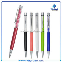 crystal ball ink derma stamp electric pen crystal stylus pen