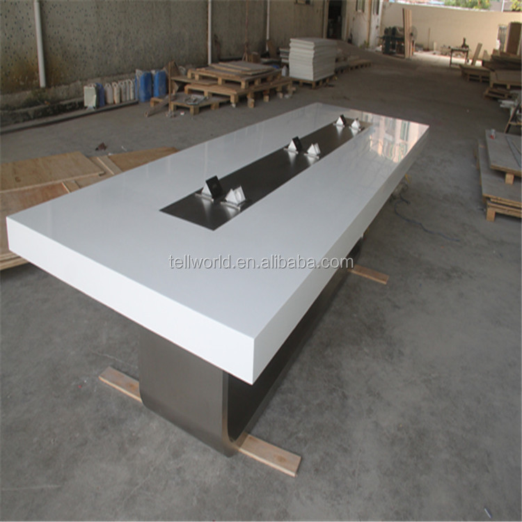 artificial marble top conference table office furniture meeting table buy boardroom table office table design