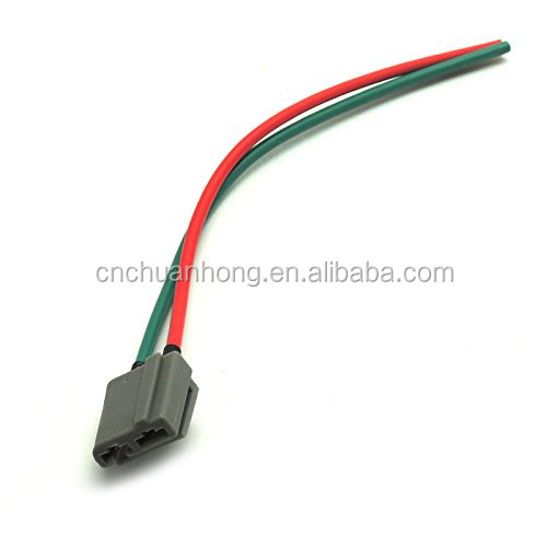 170072 Hei Auto Wire Harness Pigtail Dual 12v Power  U0026 Tach Connectors 2pin