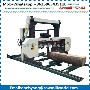 horizontal saw machine