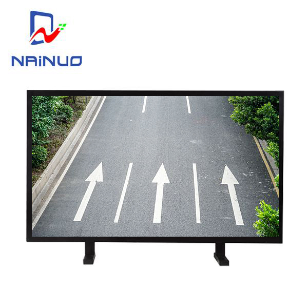 43 inch portable cctv monitor industry cctv security monitors lcd security monitor
