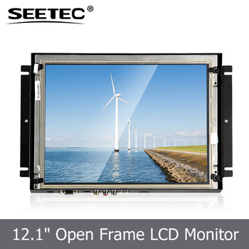12.1 Inch Tft Lcd Open Frame Touch Screen Resolution 800x600 Hdmi ...