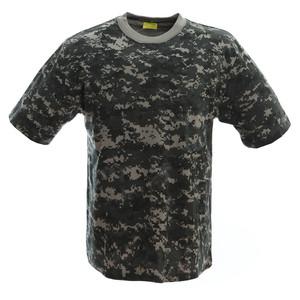 Summer Anti-Shrink Custom tshirt printing Camouflage T-shirts