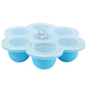 Silicone Egg Bites Molds for Accessories Food Freezer Trays & Ice Cube Trays Silicone Food Storage