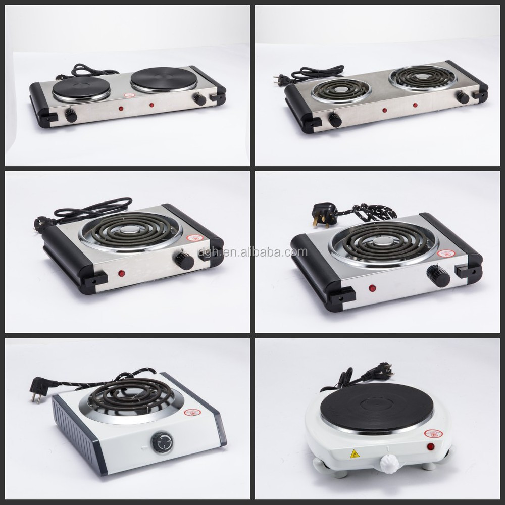 es3830 ghea 1000w two burner small electric stove