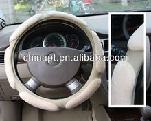 Wholesale 38CM colourful cheape car steering wheel cover