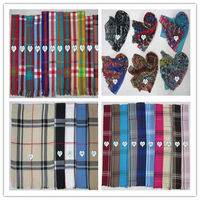Lady's Fashion OEM Print scarfs from india