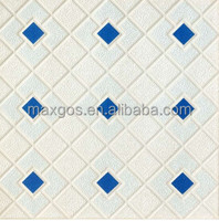China made excellent ceramic blue and white floor tile