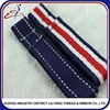 Custom Woven Cotton webbing Strap With Magic Stick