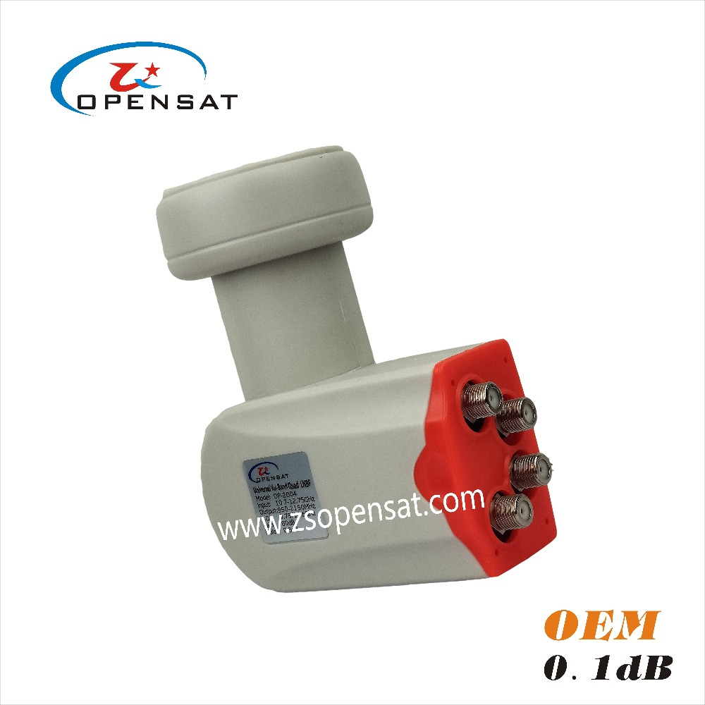 Octo LNB Universal Octo LNB Ku-band gain tinggi Hot HD 8 Output