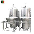 GFG arabic gum artemia cyst fluid fluidized bed dryer price fluid bed drier