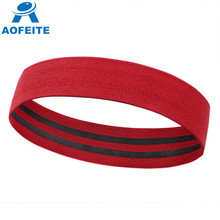 Hoge kwaliteit polyester katoen oefening <span class=keywords><strong>been</strong></span> resistance bands voor yoga