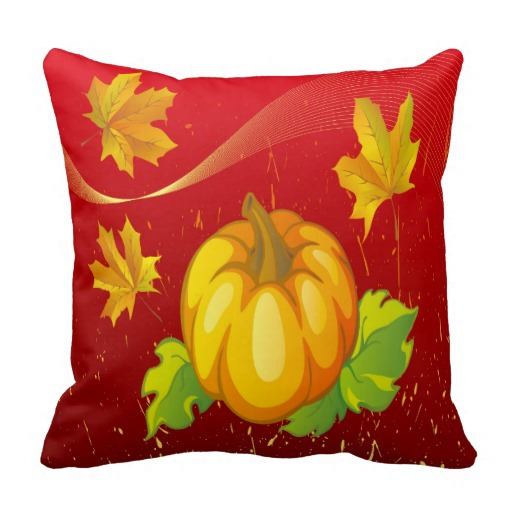 2pc / Lot  Pumpkin car styling cushion cover,45x45cm /17.8'',100% linen cotton pillow cover no core,home sofa decorative cover
