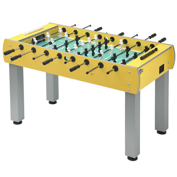 Good Quality With Cheap Price Soccer Table Newest Modern Yellow - Foosball table price