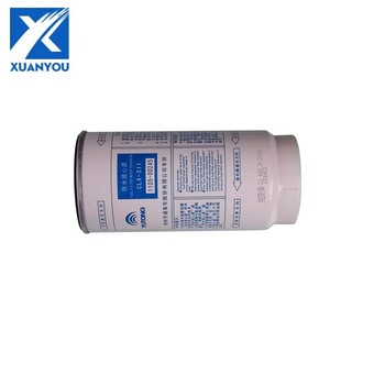 fuel filter for yutong zk6122 parts 1105-00245