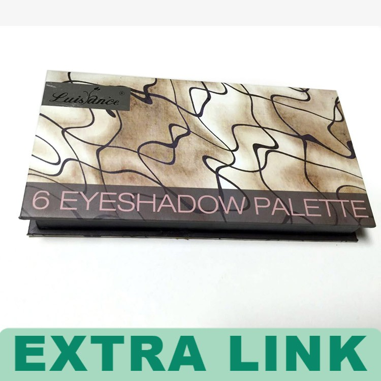 Artistical Wholesale Fancy eyeshadow pan packaging Mirror Frame Renovate Shadow Box Wholesale