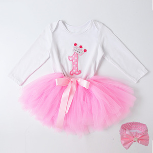 Baby Casual Wear set Baby Girl Tutu Skirts