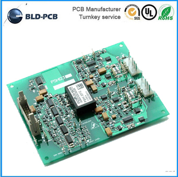 Pcb Circuit Board Assembly With Electronic Components,Speaker Pcb ...