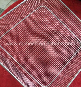 Stainless Steel Filter Fish Shrimp wire mesh basket