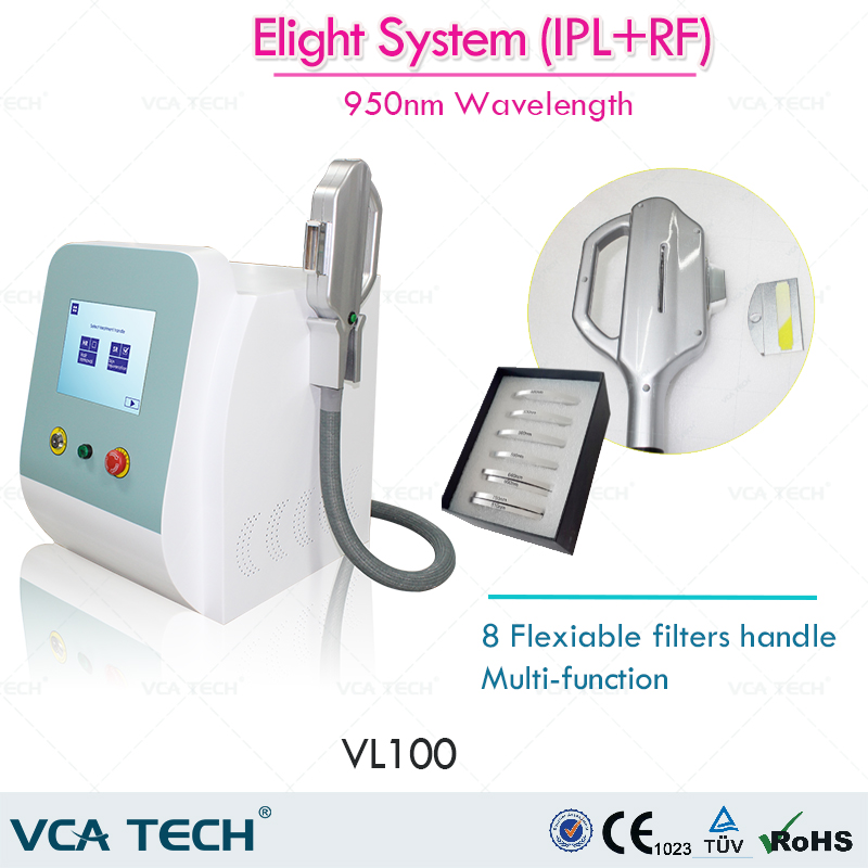 e light = rf+ hair removal e-light ipl quantum