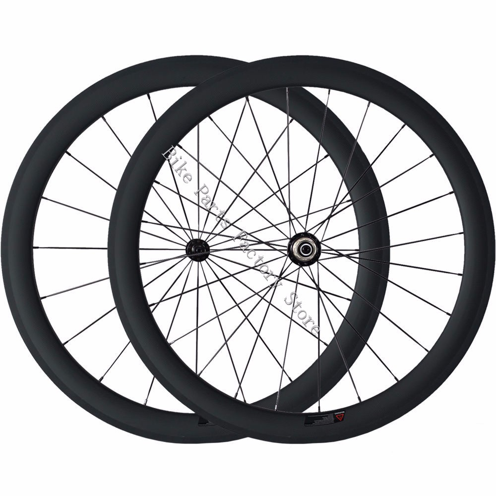a05acd6714b 2018 Top Sale 50mm LEERUN Carbon Wheels 3k UD 12K Weave Bike ...