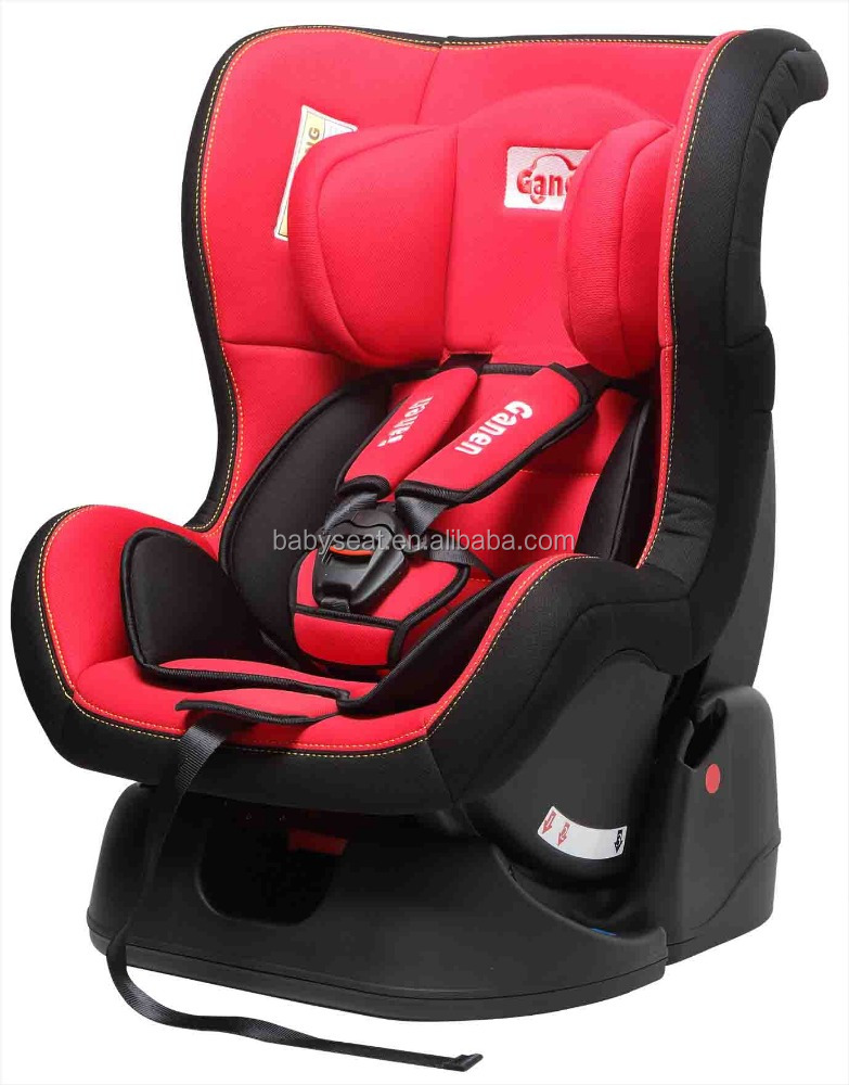 Hot sale convertible baby car seat weight from 0-18kg ,Group 0+1