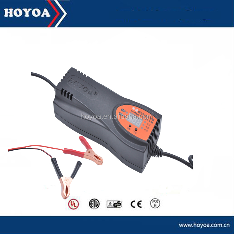 100 to 240V car battery chargers portable car battery charger 12v