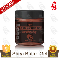 Customized Logo Shea Butter Hair Gel