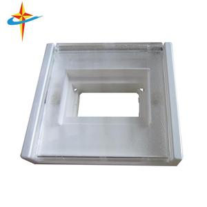 Custom Good Quality Plastic Molding for Transparent Cover