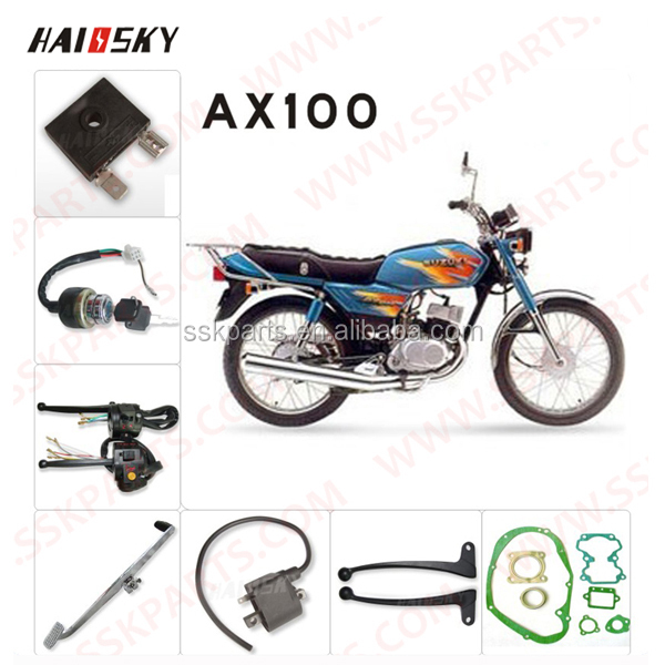HAISSKY C110 valve set motorcycle parts and accessories