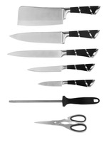 Top Chinese Supplier Stainless Steel 7pcs Knife Set For Kitchen