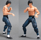 Famous Chinses Kongfu Star Bruce Lee Figma Action Figure