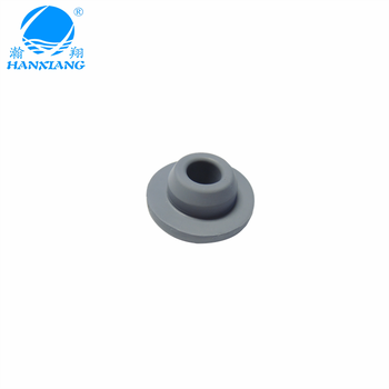 wholesales good sealing vial stopper rubber plug for laboratory rubber cup for tube
