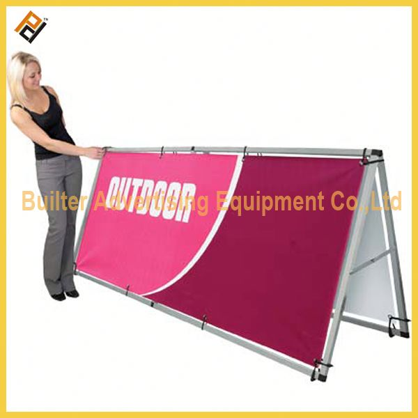 Cheap advertising tabletop roll up banner