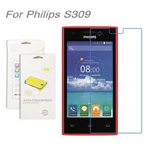 3pcs For Philips S309,High Clear LCD Screen Protector Film Screen Protective Film Screen Guard For Philips S309 film