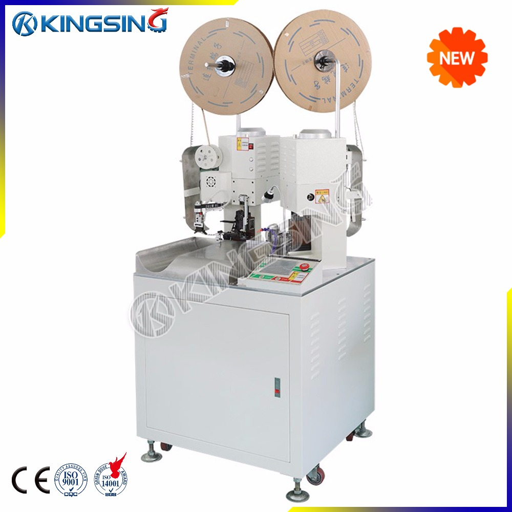 Automatic Wire Cutting Crimping Machine Wiring Harness Machines India Suppliers And Manufacturers At