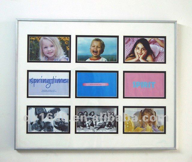 Wall Photos Children Growth Record Picture Frame