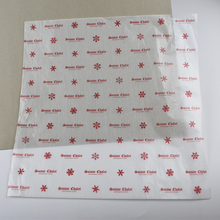 High Quality custom printed clothing gift wrapping paper roll