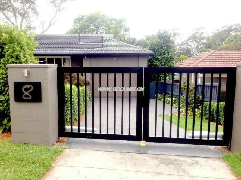 Modern aluminum main gate designs buy