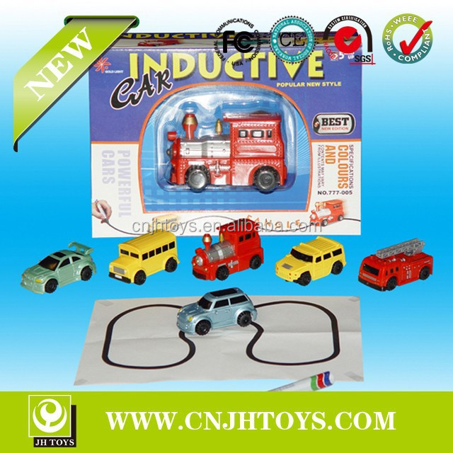 Classic Products! Funny High Quality Inductive Car Toys 777-005