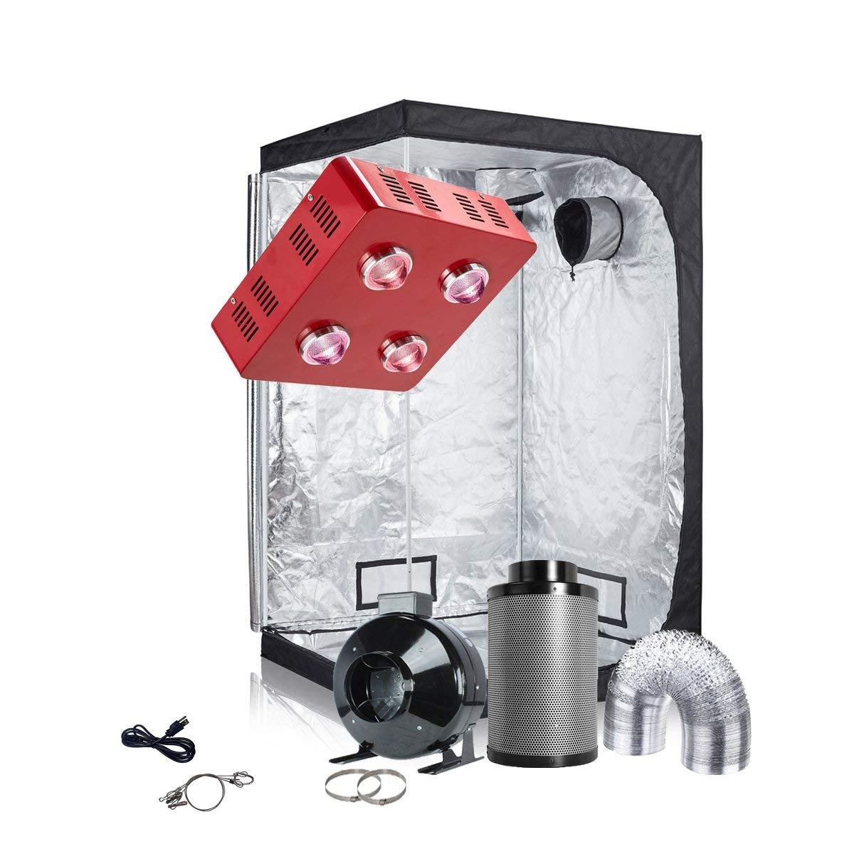 Get Quotations · TopoGrow 4u0027X4u0027 Grow Tent Kit Setup Complete Package LED 800W Grow Light Kit  sc 1 st  Alibaba.com & Cheap 4x4 Grow Tent find 4x4 Grow Tent deals on line at Alibaba.com