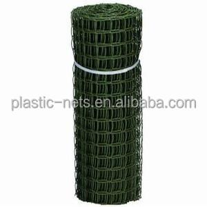 Pl stico hdpe extruido malla cuadrada enrejado borde for Borde plastico para jardin