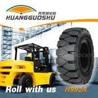 H992A 28x9-15 8.15-15 High quality forklift solid tire companies