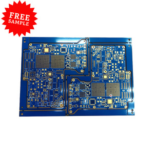 Led lighting circuit 0.2mm thickness pcb