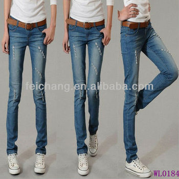 Mens New Fashion Vogue Jeans Oem,Sexy Ladies Tops Latest Design ...