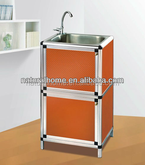 Stainless Steel Modular Kitchen Cabinets: Home Furniture Modular Stainless Kitchen Cabinets