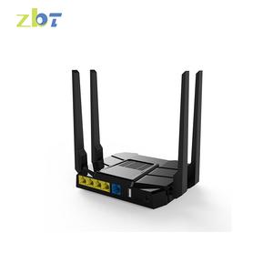 ZBT WE1326-BKC openWRT MTK mt7621A dual band gigabit 4g module wifi router