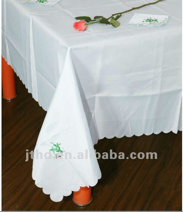 Nonwoven Disposable Table Coverings
