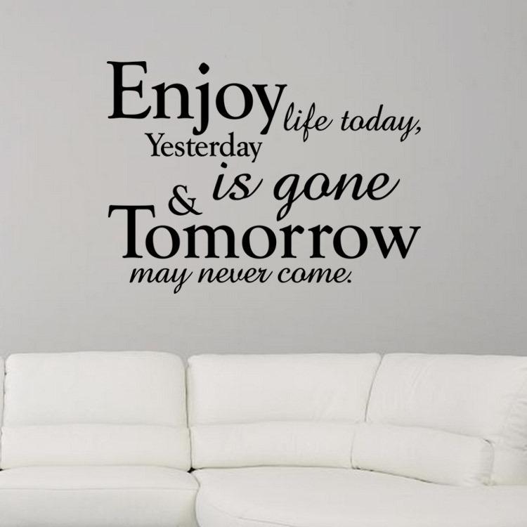 Enjoying My Life Quotes: Online Get Cheap Enjoy Life Quotes -Aliexpress.com